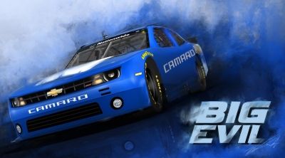 2013 Nationwide Camaro Template Now Available!